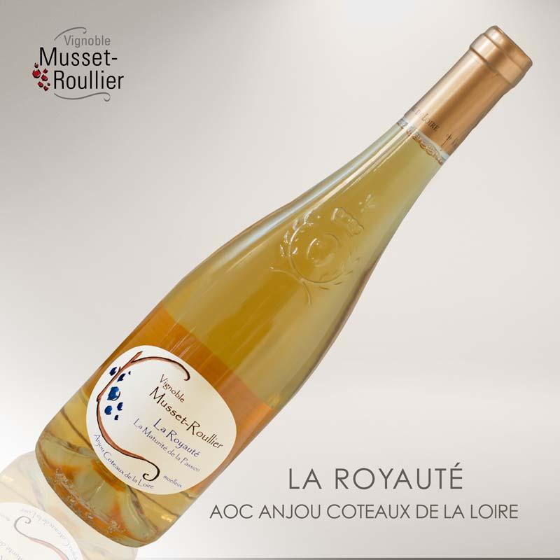 La Royauté – AOP Anjou Coteaux de la Loire