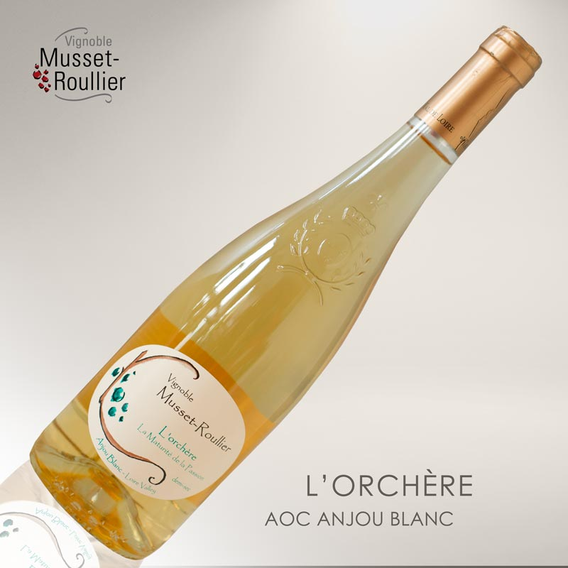 L'Orchère – AOP Anjou Blanc