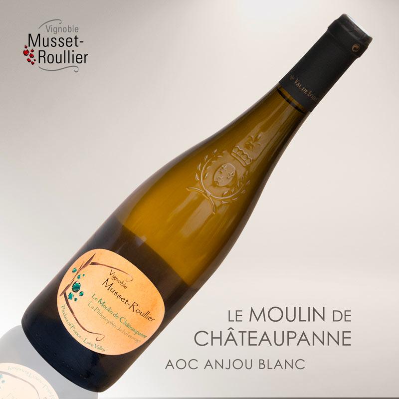 Le Moulin de Châteaupanne – AOP Anjou Blanc