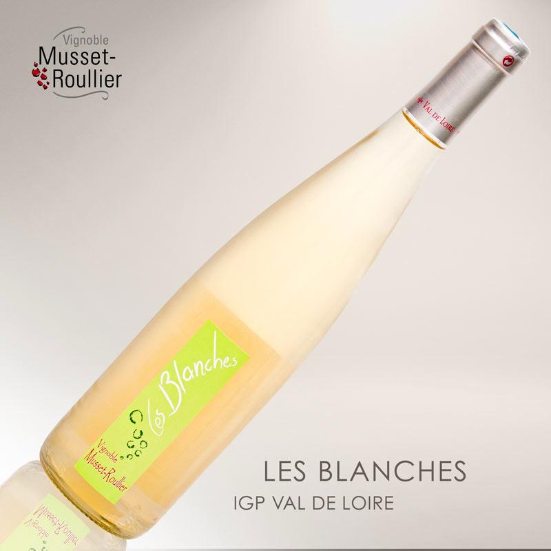 Les Blanches – AOP Val de Loire