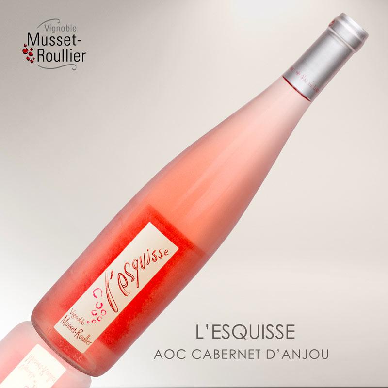 L'Esquisse – AOP Cabernet d'Anjou