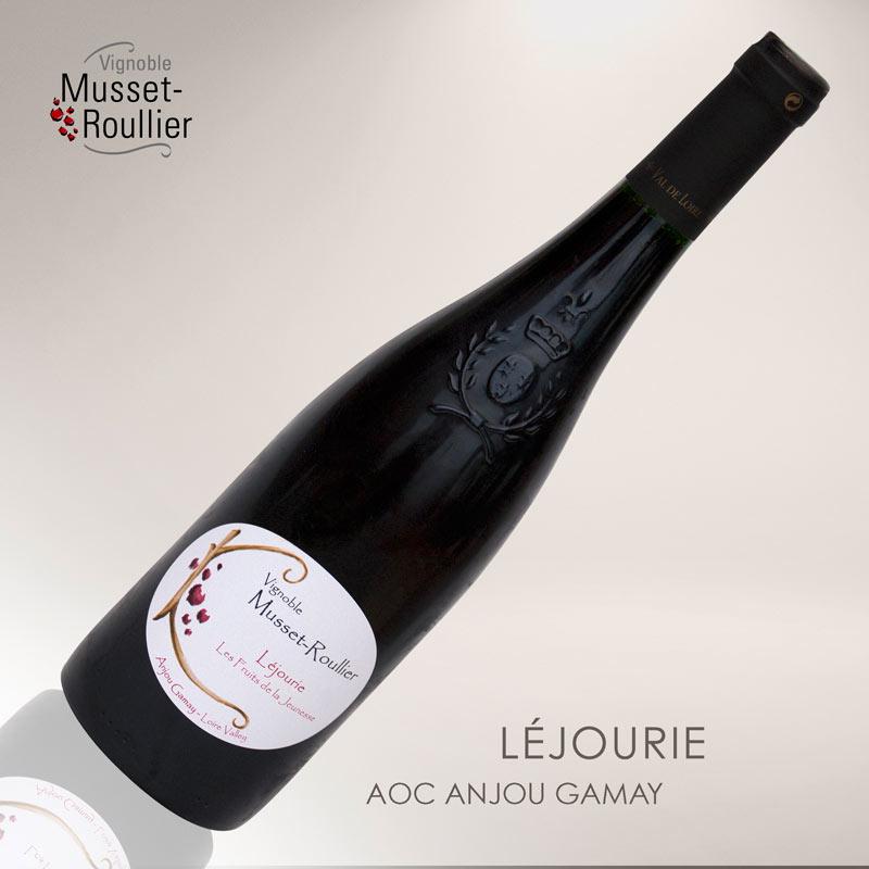 Léjourie – AOP Anjou Gamay