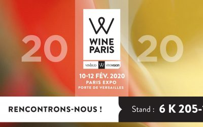 Wine Paris, Porte de Versailles // 10th, 11th, 12th of Feb 2020